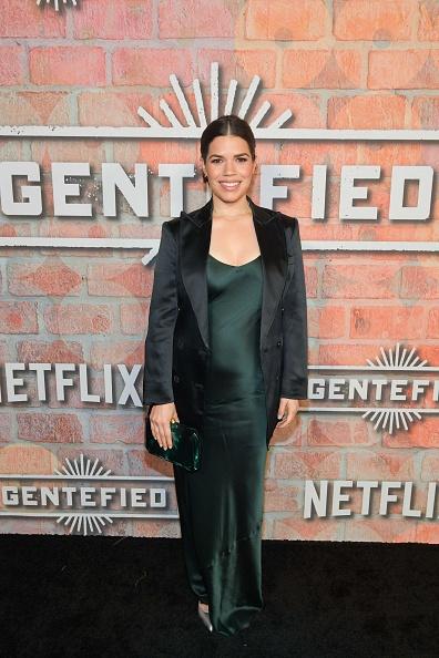 "America Ferrera「Premiere Of Netflix's ""Gentefied"" - Arrivals」:写真・画像(14)[壁紙.com]"