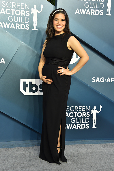 America Ferrera「26th Annual Screen Actors Guild Awards - Arrivals」:写真・画像(5)[壁紙.com]