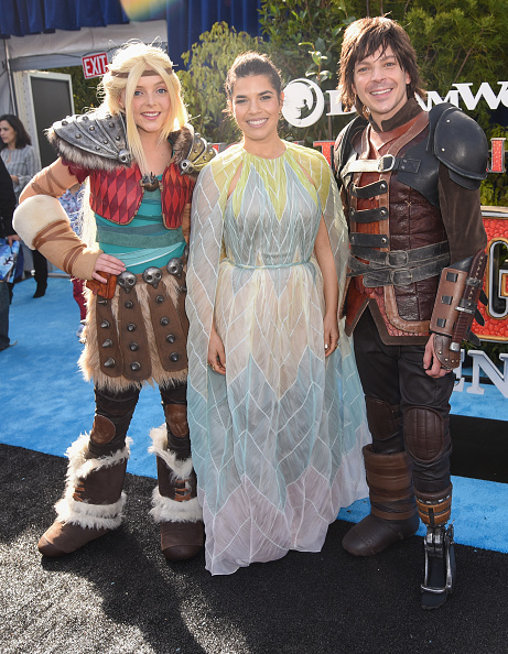 """Regency Style「Universal Pictures And DreamWorks Animation Premiere Of """"How To Train Your Dragon: The Hidden World"""" - After Party」:写真・画像(9)[壁紙.com]"""
