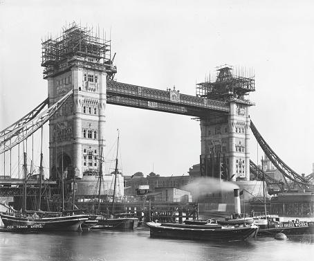 London Bridge - England「Tower Bridge」:スマホ壁紙(13)