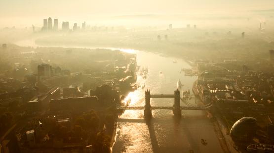 Heat Haze「Tower Bridge, London」:スマホ壁紙(18)