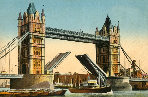 Physical Geography「Tower Bridge」:写真・画像(7)[壁紙.com]
