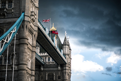 London Bridge - England「Tower Bridge」:スマホ壁紙(17)