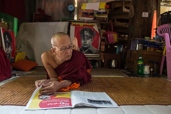 Horizontal「Buddhist Hardliners Rise Against Muslims In Myanmar」:写真・画像(6)[壁紙.com]