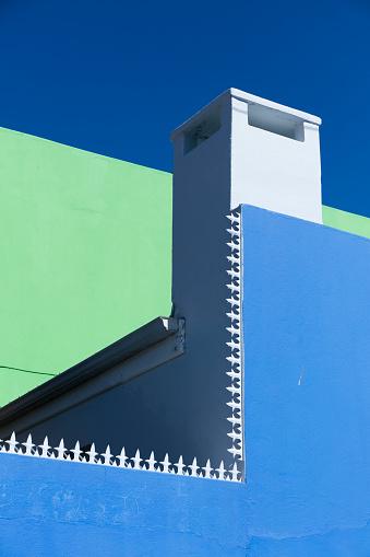 Malay Quarter「Colourful buildings in Bo-Kaap, South Africa」:スマホ壁紙(6)