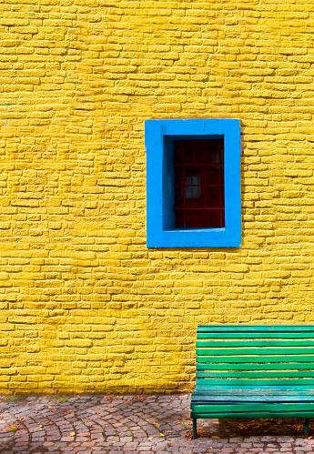 Buenos Aires「Colourful building」:スマホ壁紙(12)