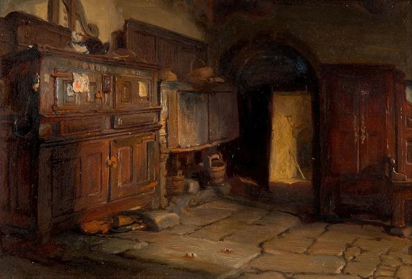 Paving Stone「A Breton Cottage Interior」:写真・画像(10)[壁紙.com]