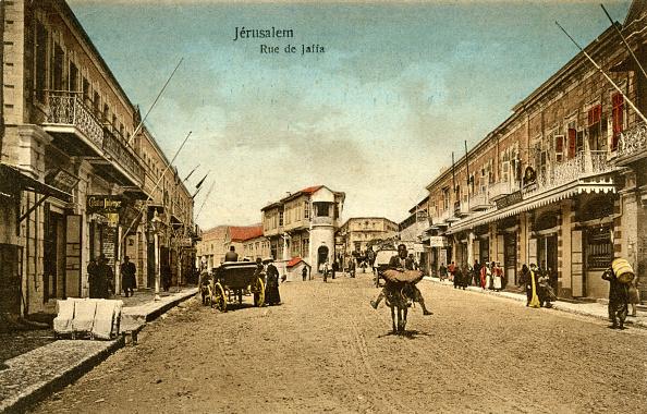 City Life「Jerusalem, main street」:写真・画像(4)[壁紙.com]