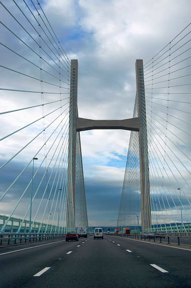 Bridge - Built Structure「Severn Bridge Crossing」:写真・画像(10)[壁紙.com]