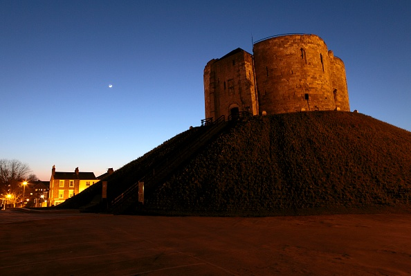 York - Yorkshire「Cliffords Tower,」:写真・画像(9)[壁紙.com]