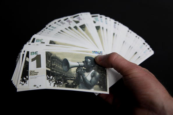 Black History in the UK「Brixton Print Their Own Currency To Help Local Businesses」:写真・画像(0)[壁紙.com]