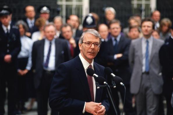 Tom Stoddart Archive「New PM」:写真・画像(14)[壁紙.com]