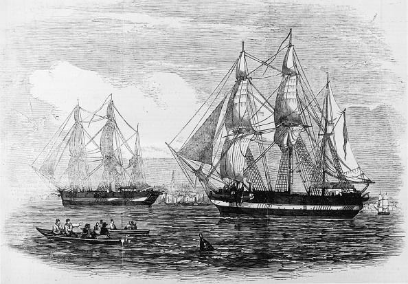Ship「Erebus And Terror」:写真・画像(7)[壁紙.com]
