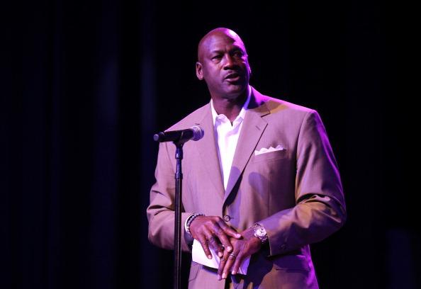 Michael Jordan「13th Annual Michael Jordan Celebrity Invitational Gala At ARIA Resort & Casino」:写真・画像(16)[壁紙.com]