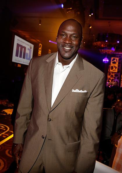 Michael Jordan「13th Annual Michael Jordan Celebrity Invitational Gala At ARIA Resort & Casino」:写真・画像(15)[壁紙.com]
