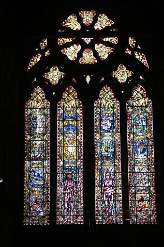 Glasgow - Scotland「Cathedral, Glasgow」:スマホ壁紙(18)