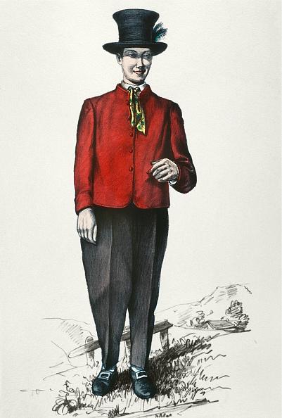 Fototeca Storica Nazionale「Costume Of Cortina D'Ampezzo」:写真・画像(10)[壁紙.com]
