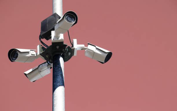 Surveillance camera:スマホ壁紙(壁紙.com)