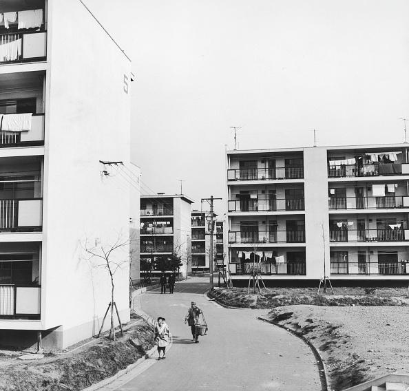 Apartment「Post War Nagasaki」:写真・画像(6)[壁紙.com]