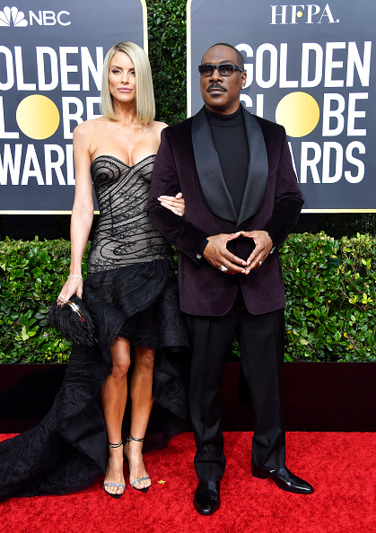 Metallic Shoe「77th Annual Golden Globe Awards - Arrivals」:写真・画像(10)[壁紙.com]