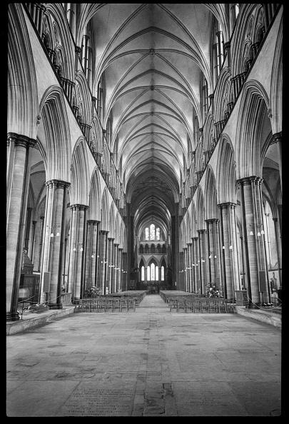 Ceiling「Salisbury Cathedral」:写真・画像(15)[壁紙.com]