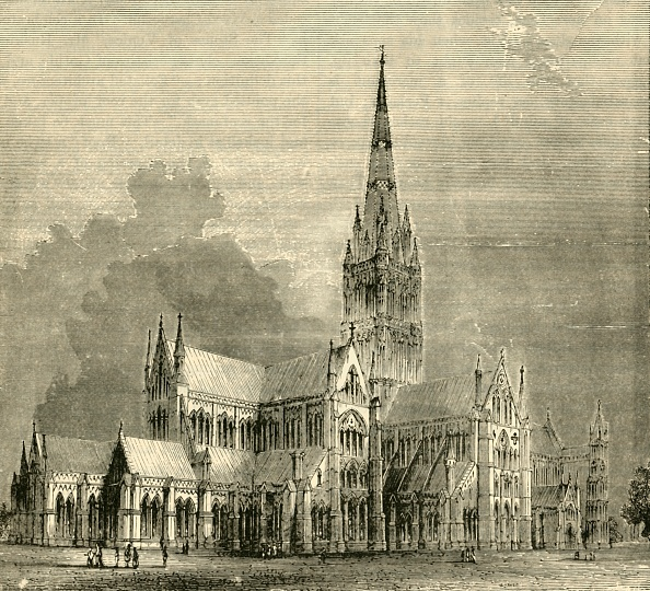 Anglican「Salisbury Cathedral」:写真・画像(17)[壁紙.com]