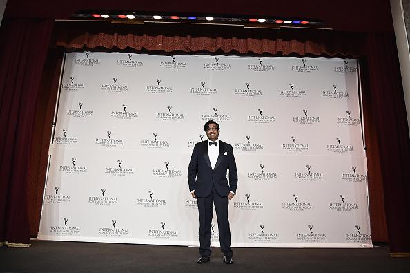 International Emmy Awards「46th Annual International Emmy Awards - Press Room」:写真・画像(6)[壁紙.com]