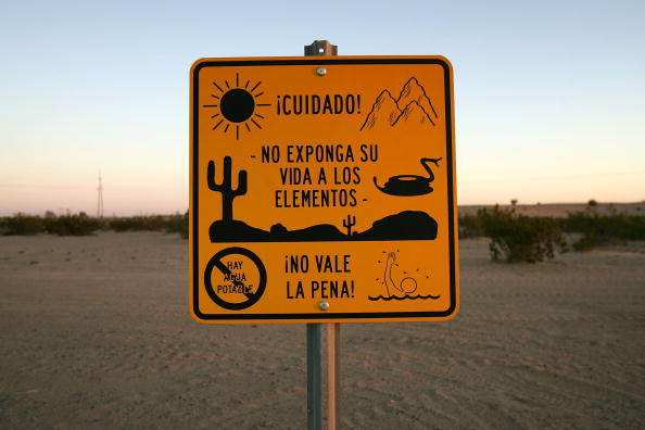 Patriotism「US-Mexico Border Fence Impacts Borderlands Environment」:写真・画像(6)[壁紙.com]