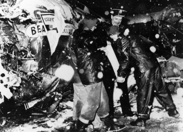 Accidents and Disasters「Munich Air Disaster」:写真・画像(16)[壁紙.com]
