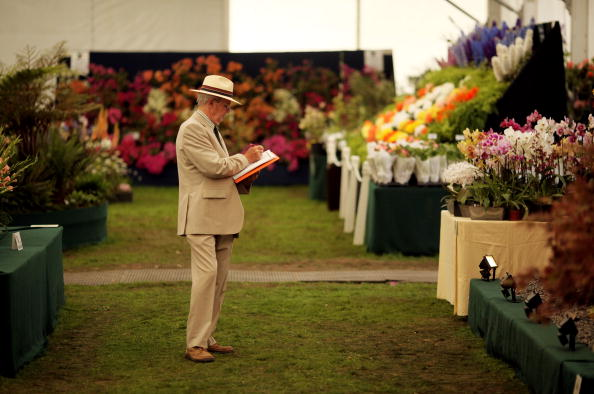 Oli Scarff「The Annual Hampton Court Flower Show Is In Full Bloom」:写真・画像(18)[壁紙.com]