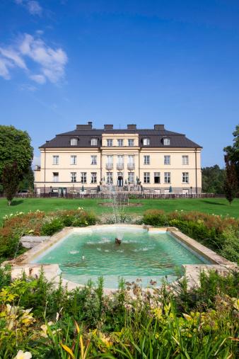 観賞用庭園「Hågelby邸」:スマホ壁紙(4)
