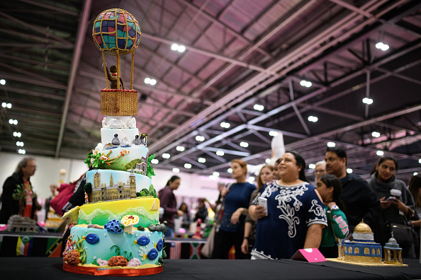 Sweet Food「Award Winning Bakery On Show At The Cake And Bake Show」:写真・画像(7)[壁紙.com]
