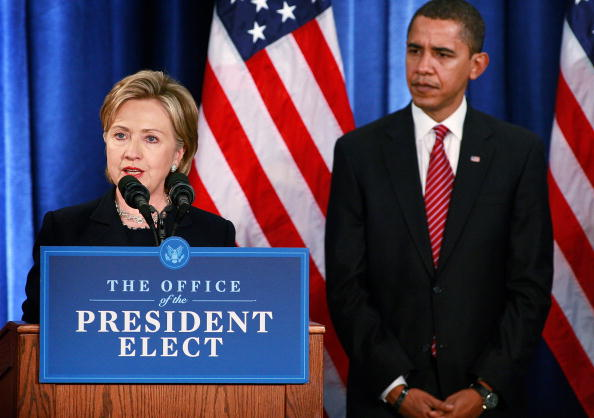 Secretary Of State「Obama Announces Appointments Of Clinton, Gates, Nat'l Security Team」:写真・画像(17)[壁紙.com]