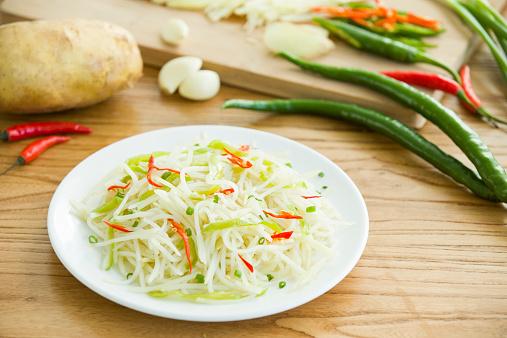 Garlic Clove「Stir fried shredded potato」:スマホ壁紙(17)