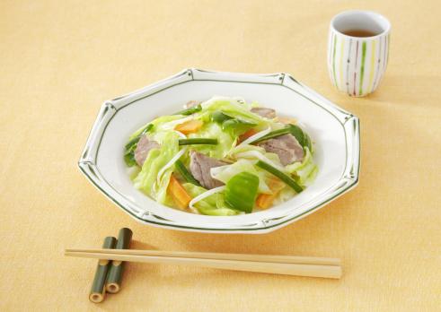 Bean Sprout「Stir fried vegetables」:スマホ壁紙(17)