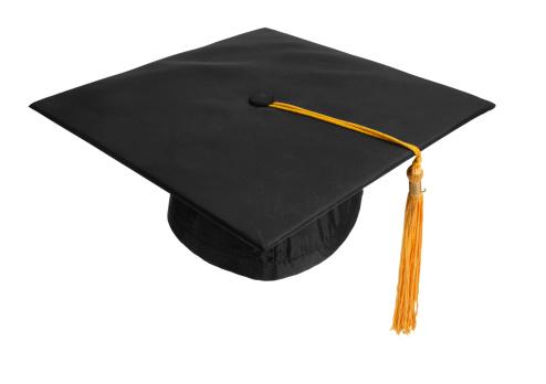 卒業「卒業式キャップ 3」:スマホ壁紙(1)