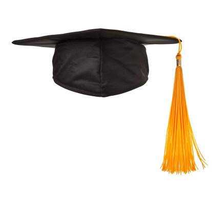 卒業「卒業式キャップ」:スマホ壁紙(7)