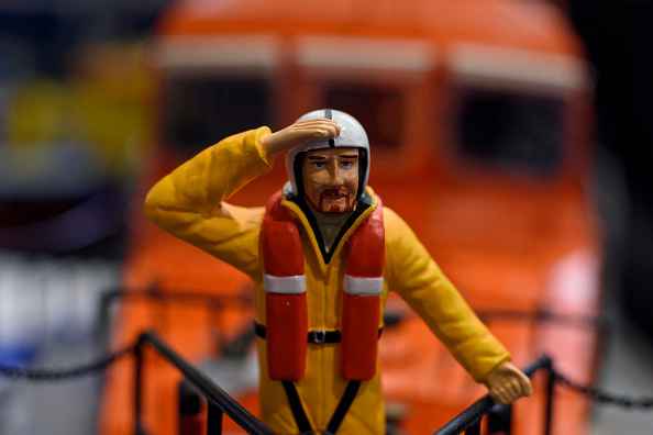 Finance and Economy「Finishing Touches To The London Model Engineering Exhibition」:写真・画像(12)[壁紙.com]