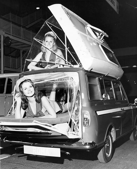 Bizarre Vehicle「Dormobile」:写真・画像(17)[壁紙.com]