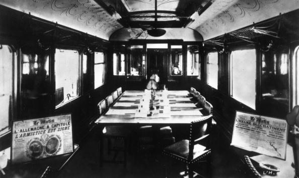 Railroad Car「Armistice Carriage」:写真・画像(0)[壁紙.com]