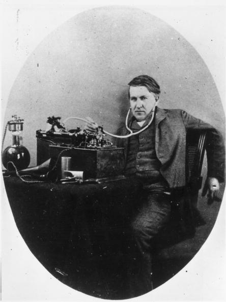 Gramophone「Thomas Edison」:写真・画像(17)[壁紙.com]