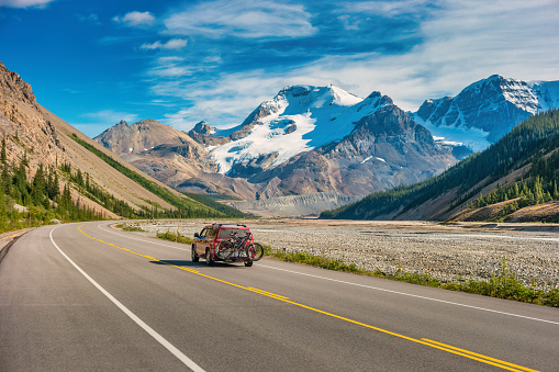 Mt Athabasca「Icefields Parkway adventure Canadian Rockies Alberta Canada」:スマホ壁紙(1)