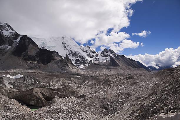 The Khumbu Glacier is located in the Khumbu region of north-eastern Nepal between Mount Everest and the Lhotse-Nuptse ridge.:スマホ壁紙(壁紙.com)