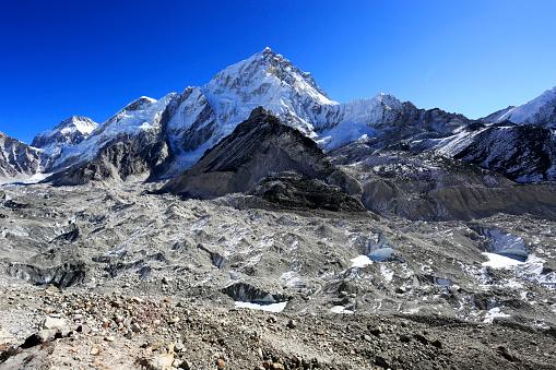 Khumbu Glacier「The Khumbu Glacier」:スマホ壁紙(17)