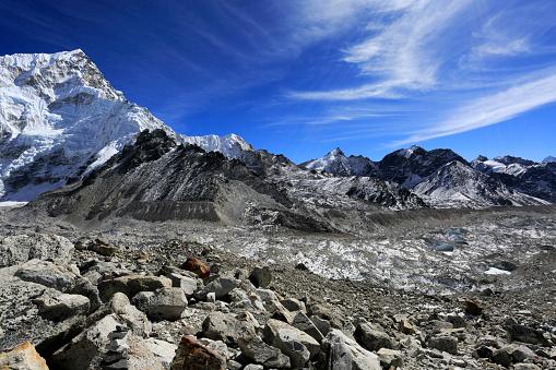Khumbu Glacier「The Khumbu Glacier」:スマホ壁紙(16)