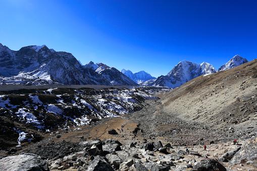 Khumbu Glacier「The Khumbu Glacier」:スマホ壁紙(18)
