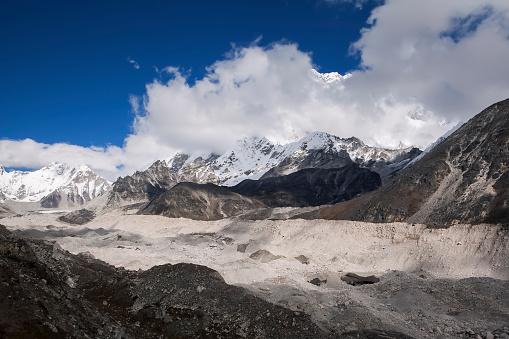 Khumbu Glacier「The Khumbu Glacier, Nepal」:スマホ壁紙(16)