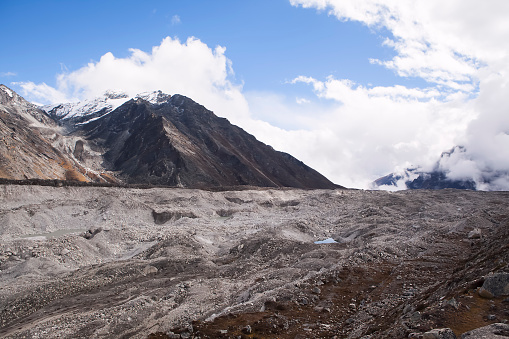 Khumbu Glacier「The Khumbu Glacier, Nepal」:スマホ壁紙(15)