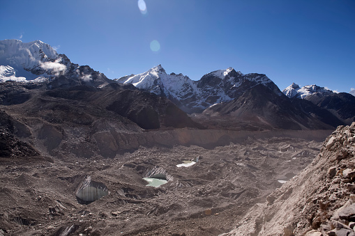 Khumbu Glacier「The Khumbu Glacier, Everest, Nepal」:スマホ壁紙(12)