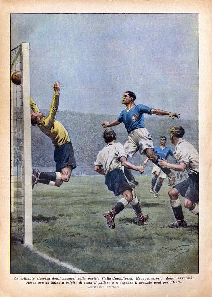 スタディオ・ジュゼッペ・メアッツァ「ITALY-ENGLAND WORLD CUP 1934」:写真・画像(6)[壁紙.com]